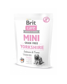 BRIT Care Grain Free Mini Yorkshire 400 g
