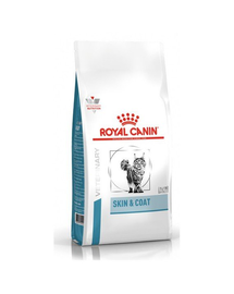 ROYAL CANIN Veterinary Diet Cat Skin & Coat S/O 1,5 kg