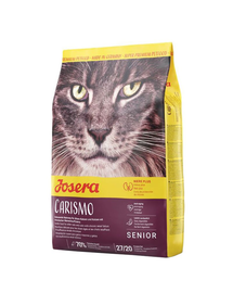 JOSERA CAT CARISMO SENIOR 10kg