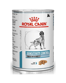 ROYAL CANIN Dog sensitivity control duck & rice  420 g
