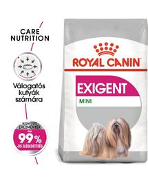 ROYAL CANIN MINI EXIGENT - válogatós felnőtt kistestű kutya száraz táp 3 kg