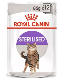 ROYAL CANIN Cat sterilised aszpikban 85 g