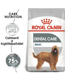 ROYAL CANIN MAXI DENTAL CARE - száraz táp felnőtt nagytestű kutyák részére a fogkőképződés csökkentéséért 3 kg