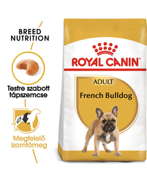 ROYAL CANIN FRENCH BULLDOG ADULT - Francia Bulldog felnőtt kutya száraz táp 1,5 kg