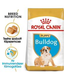 ROYAL CANIN FRENCH BULLDOG JUNIOR - Francia Bulldog kölyök kutya száraz táp 10 kg