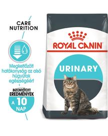 ROYAL CANIN URINARY CARE - száraz táp felnőtt macskák részére az alsó hugyúti problémák megelőzéséért 4 kg